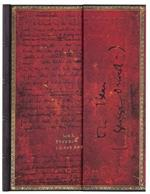 Taccuino Paperblanks Ultra a pagine bianche Orwell, 1984 - 18x23