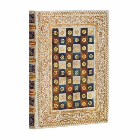 Taccuino Paperblanks copertina morbida Mini a pagine bianche Aureo - 9,5x14 - 3