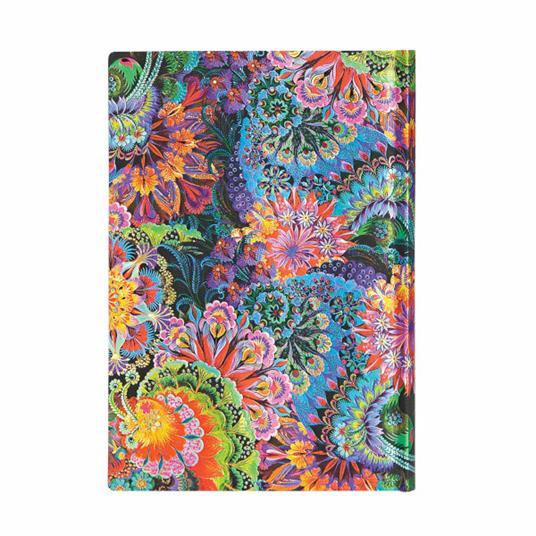Taccuino Paperblanks copertina morbida Mini a righe Chiaro di Luna - 95 × 14 cm - 4