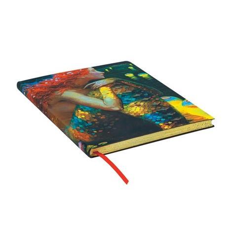 Taccuino Paperblanks copertina morbida Ultra a righe Anticipazione - 18x23 - 2