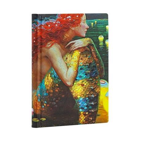 Taccuino Paperblanks copertina morbida Mini a righe Anticipazione - 95 × 14 cm - 3