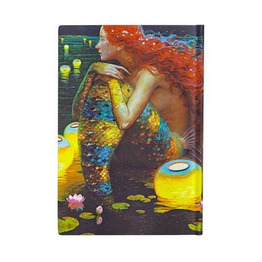 Taccuino Paperblanks copertina morbida Mini a righe Anticipazione - 95 × 14 cm - 4
