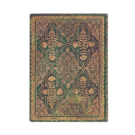 Taccuino Paperblanks copertina morbida Midi a pagine bianche Ginepro - 13 x 18 cm - 4