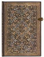 Taccuino Paperblanks copertina rigida Midi a righe La Restaurazione Inglese - 13 x 18 cm