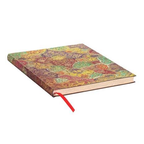 Taccuino Paperblanks copertina morbida Ultra a righe Fiore Selvatico Bavarese - 18 x 23 cm - 2