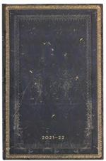 Agenda 2022 Paperblanks, 18 Mesi, Arabica, Maxi, VER, Collezione Antica Pelle