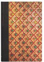 Agenda 2022 Paperblanks, 18 Mesi, Le Onde (volume 3), Mini, OR, I Taccuini di VirginiaWoolf