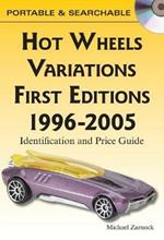 Hot Wheels Variations - First Editions 1996-2005 (CD)