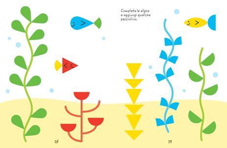 Sott'acqua. Con adesivi. Ediz. a colori - Sam Smith - 3