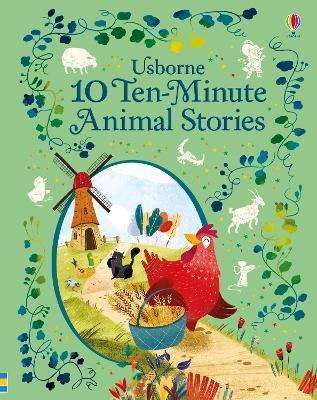 10 Ten-Minute Animal Stories - Various - cover