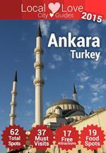 Ankara Top 61 Spots