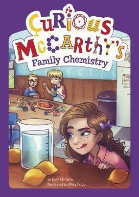Curious McCarthy's Family Chemistry - Tory Christie - cover