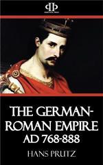 The German-Roman Empire AD 768-888