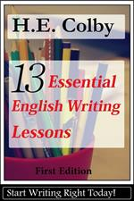 13 Essential English Writing Lessons
