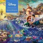 Disney Dreams Collection by Thomas Kinkade Studios: 2021 Wall Calendar