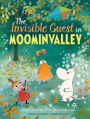 The Invisible Guest in Moominvalley - Tove Jansson,Cecilia Davidsson - cover