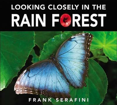 Looking Closely in the Rain Forest - Frank Serafini - cover