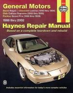 GM Buick Regal (88-05)