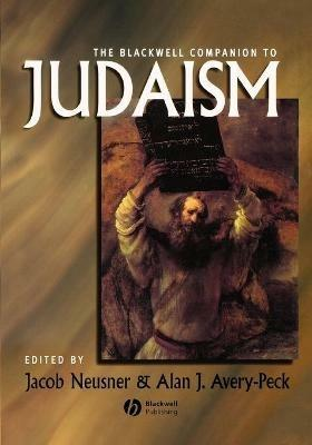 The Blackwell Companion to Judaism - cover