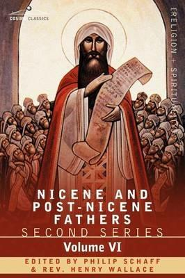 Nicene and Post-Nicene Fathers: Second Series, Volume VI Jerome: Letters and Select Works - cover
