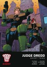 2000 AD Digest - Judge Dredd: Ghost Town