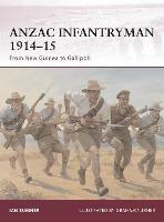 ANZAC Infantryman 1914-15: From New Guinea to Gallipoli