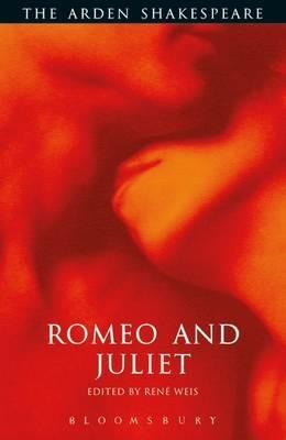 Romeo and Juliet - William Shakespeare - cover
