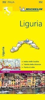 Liguria 1:200.000