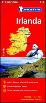 Irlanda 1:400.000