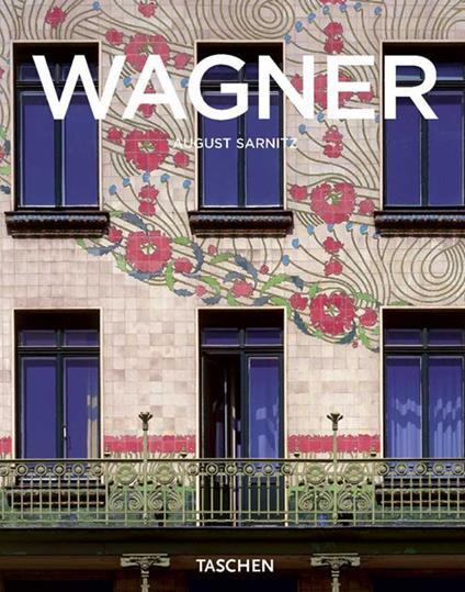 Wagner. Ediz. italiana - August Sarnitz - copertina