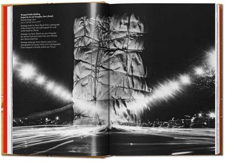 Christo and Jeanne-Claude. Ediz. inglese, francese e tedesca. 40th Anniversary Edition - 2