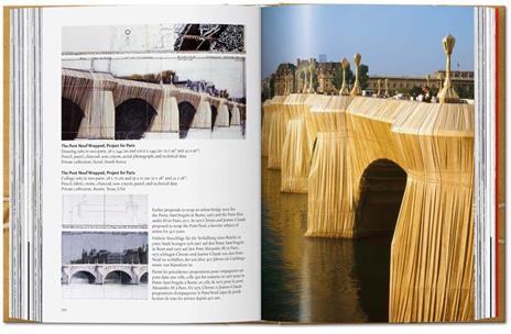 Christo and Jeanne-Claude. Ediz. inglese, francese e tedesca. 40th Anniversary Edition - 3