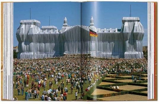Christo and Jeanne-Claude. Ediz. inglese, francese e tedesca. 40th Anniversary Edition - 4