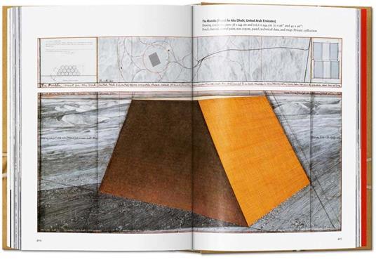 Christo and Jeanne-Claude. Ediz. inglese, francese e tedesca. 40th Anniversary Edition - 7