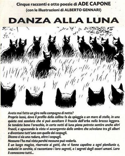Danza alla luna - Ade Capone,Alberto Gennari - ebook