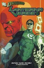 Lanterna verde. DC origini