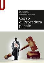 Corso di procedura penale