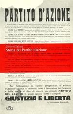 Storia del Partito d'Azione