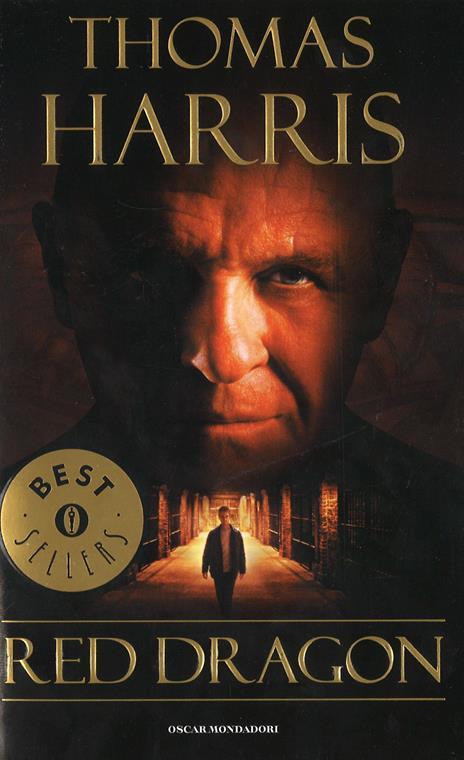 Drago rosso - Thomas Harris - copertina