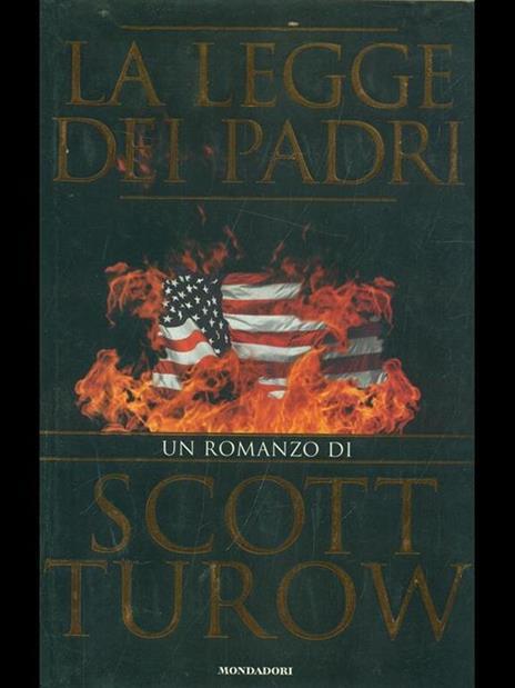 La legge dei padri - Scott Turow - 2