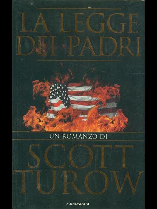 La legge dei padri - Scott Turow - 3