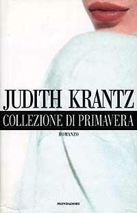 Collezione di primavera - Judith Krantz - copertina
