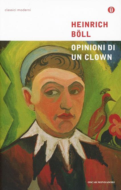 Opinioni di un clown - Heinrich Böll - copertina