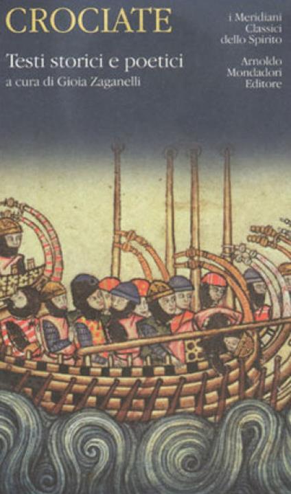 Crociate. Testi storici e poetici - copertina