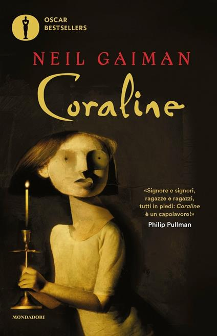 Coraline. Ediz. illustrata - Neil Gaiman - copertina