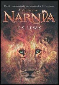 Le cronache di Narnia - Clive S. Lewis - copertina