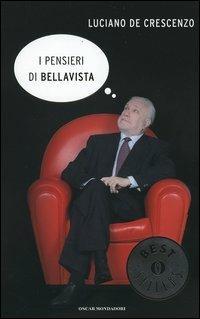 I pensieri di Bellavista - Luciano De Crescenzo - copertina