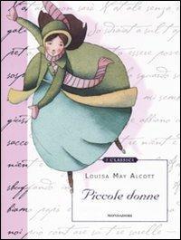 Piccole donne. Ediz. illustrata - Louisa May Alcott - copertina