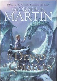 Il drago di ghiaccio - George R. R. Martin - copertina
