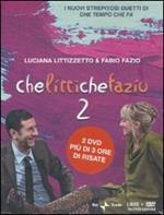 Che Litti che Fazio 2. 2 DVD. Con libro